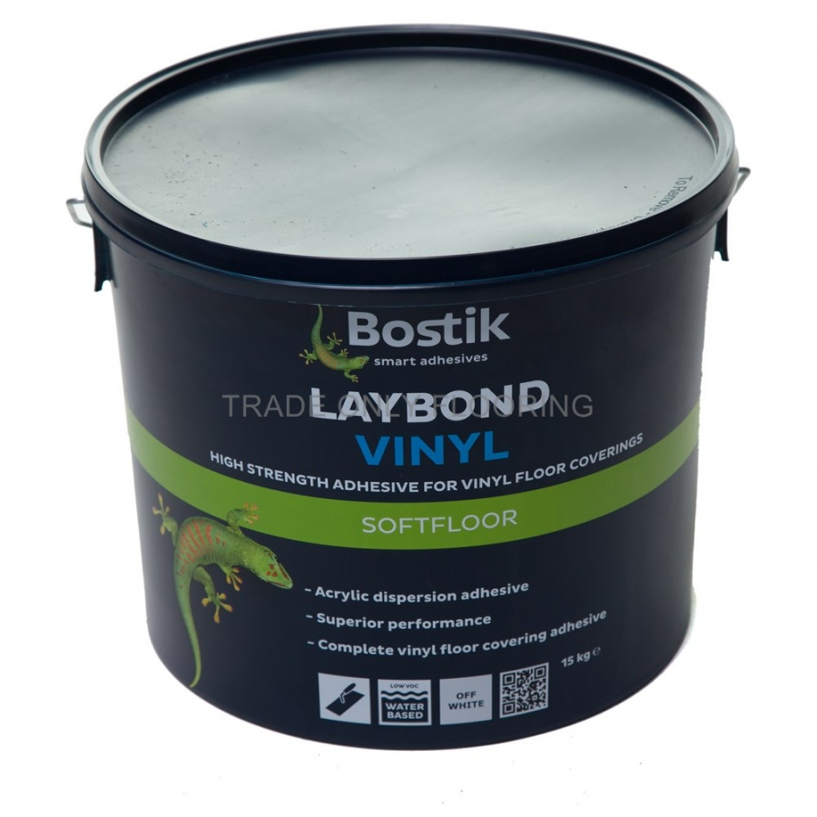 Laybond Vinyl Adhesive 15 Kg Trade Only Flooring Supplies
