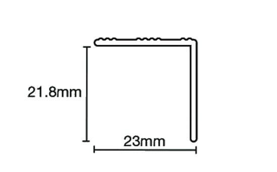 Angle Trim Aluminium