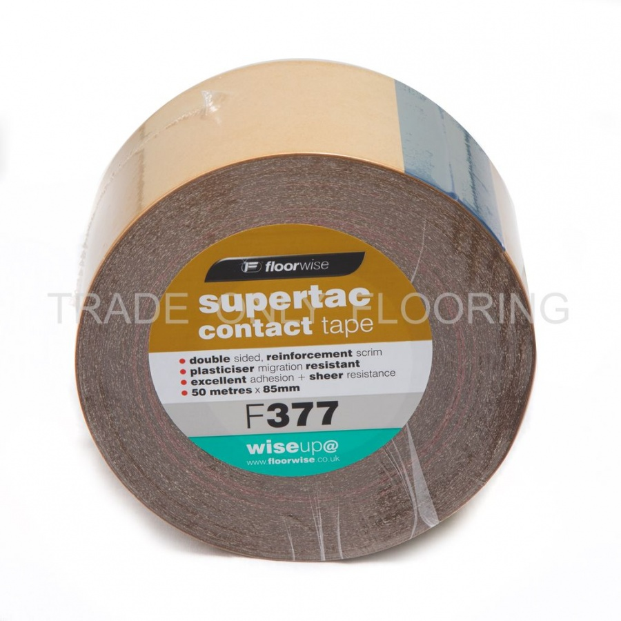 Contact Tape 85mm X 50m Trade Only Flooring Supplies