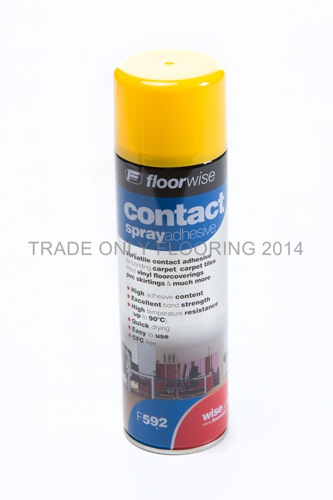 Floorwise Contact Spray Adhesive F592 (500ml) - Individual