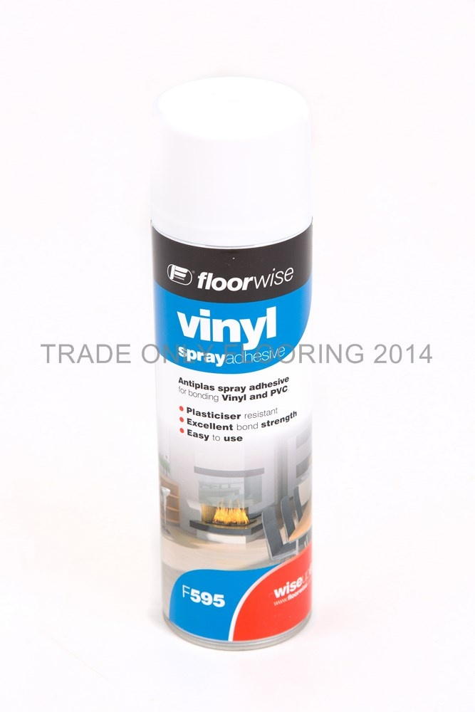 Vinyl Spray Adhesive 500ml Individual Trade Only