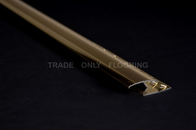 Classic Metal 245.9S Z Profile 9mm Simbrass (2.7m x 15 lengths)