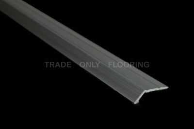 Zenith 289.9MSA Stick Down Sloping Edge 8mm Matt Silver (2.7m x 10 lengths)