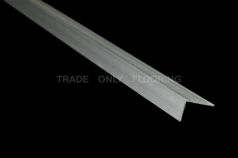 Stick Down Edge Profile 15mm Silver Just 239 191 189 83 60 Trade