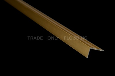 Zenith 288.9MGA Stick Down Edge 15mm Matt Gold (2.7m x 10 lengths)