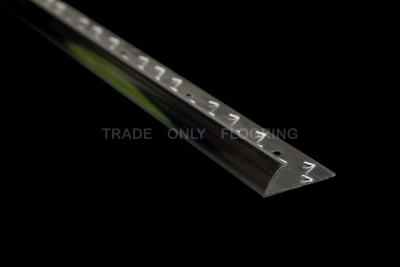 Classic Metal 211.3A Single Edge Aluminium (0.9m x 45 lengths)