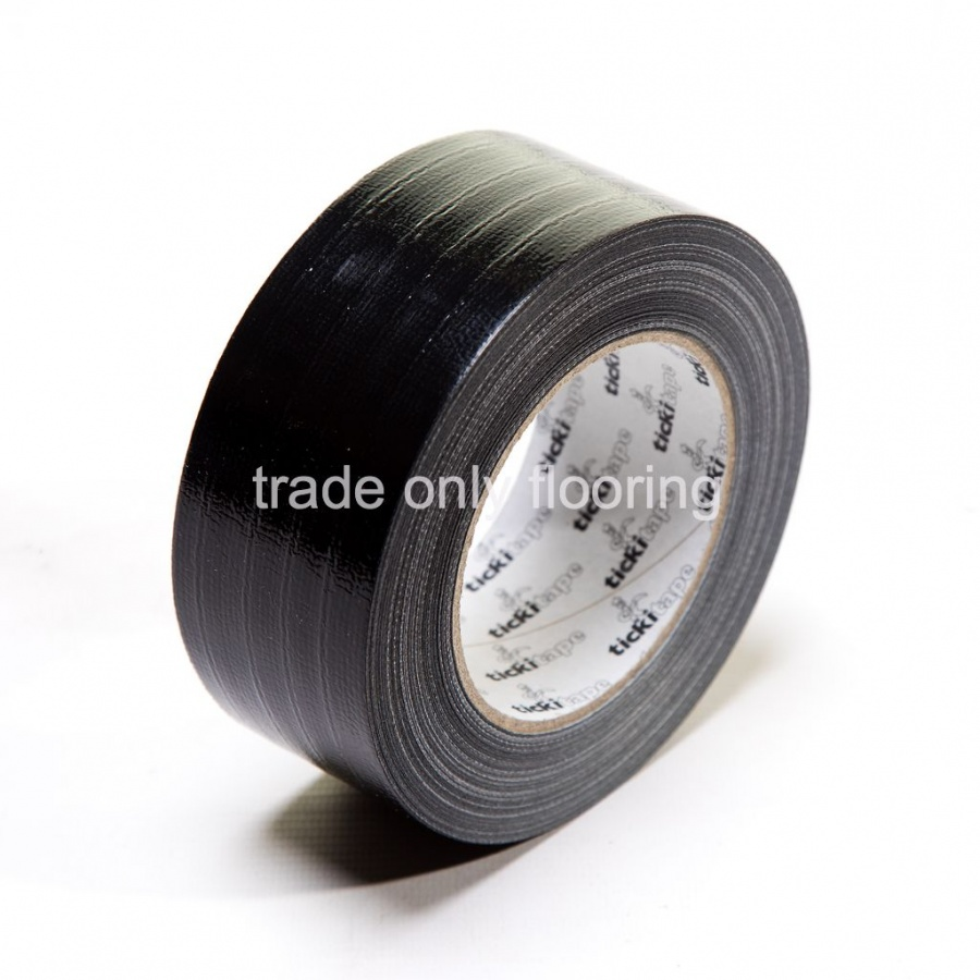 Black Waterproof Tape (50 metre x50mm)