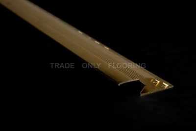 Classic Metal 246.9S Z Profile 14mm Simbrass (2.7m x 10 lengths)