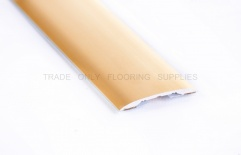 Stickdown Coverstrip  Retail Packed Matt Gold (0.9mx10)