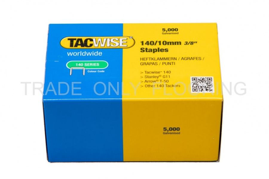 Staples 140 Series 10mm Pack Of 5000 Trade Only
