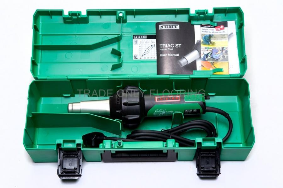 Leister 230v Triac St Hot Air Weld Gun Only 163 279 00