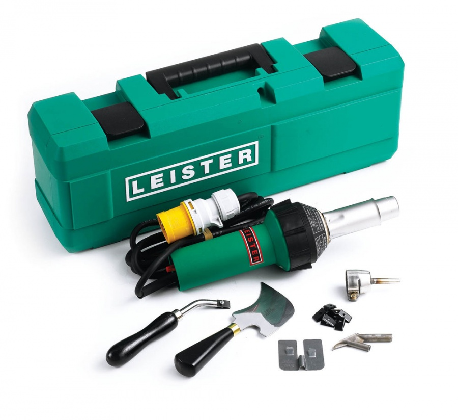 Leister 230v Triac St Welding Kit Just 194 163 350 Trade Only