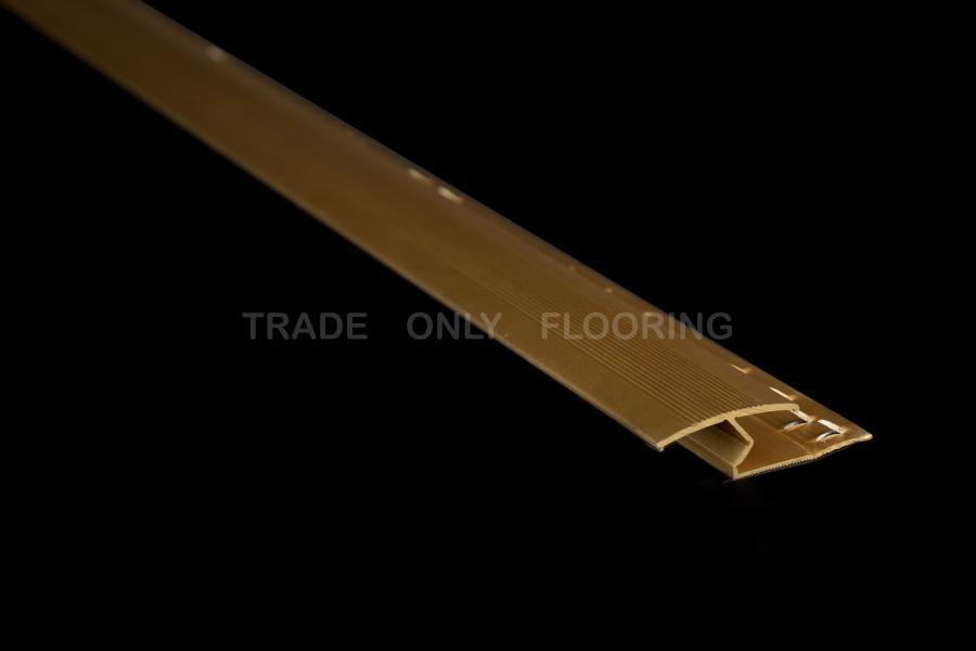 Zenith 245 9mg Z Profile 9mm Matt Gold 2 7m X 15 Lengths