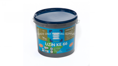 Uzin KE 66 High Temperature Adhesive 14kg