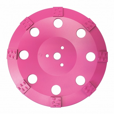 PCD Disc Piranha - Pink for Colibri Grinding Machine