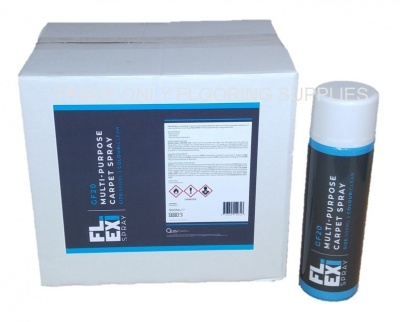 Heavy Duty Spray Adhesive GF20 (500ml x 12)